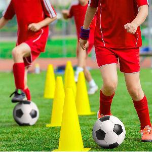 Accesorios de entrenamiento de fútbol para niños