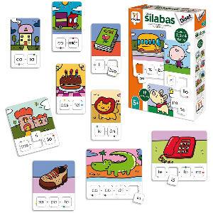 Aprende a formar palabras con este juego educativo
