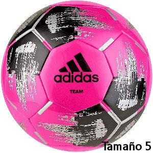 Balón de fútbol Adidas rosa