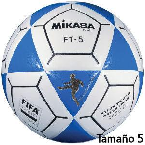 Balón de fútbol Mikasa para exteriores, balón de fútbol con sello Fifa