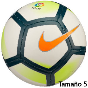 Balón de fútbol Nike la Liga tamaño 5