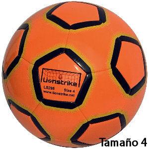 Balón de fútbol tamaño 4 para niños de 7 a 13 años