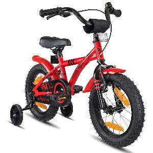 Bici infantil con ruedines para niños