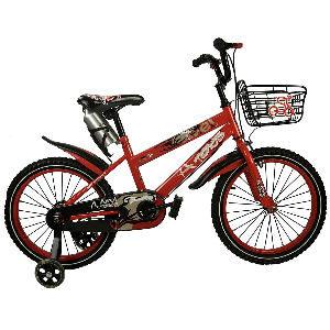 Bicicleta con ruedines para niños