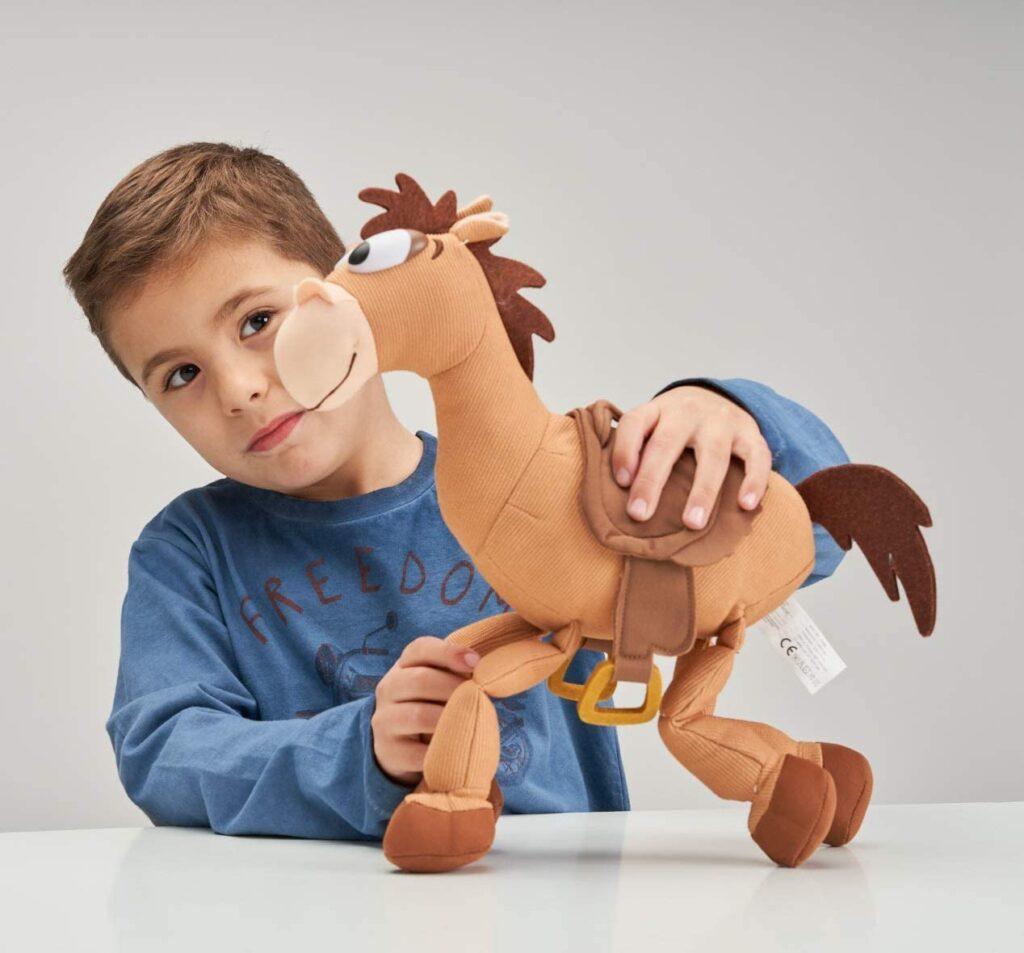 Caballo de Toy Story 4 para jugar niños