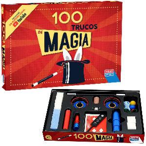 Caja de magia para niños con 100 trucos