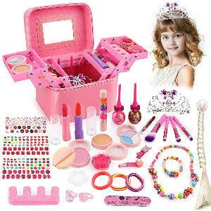 Caja de maquillaje para niñas
