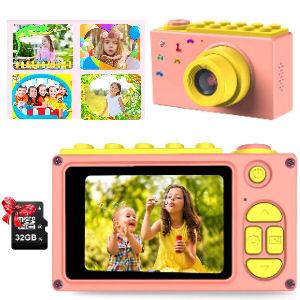 Cámara de fotos para niñas