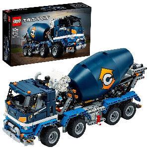 Camión hormigonera LEGO