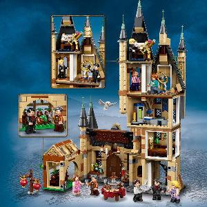 Castillo de lego Harry Potter Hogwarts