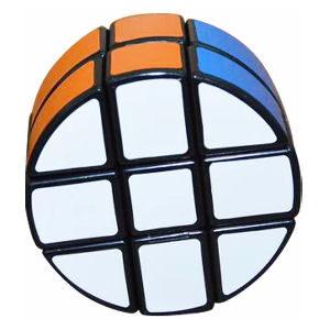 Círculo de Rubik de 2x3x3 resuelve el puzzle