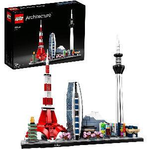 Ciudad de Tokio de LEGO para coleccionistas adultos