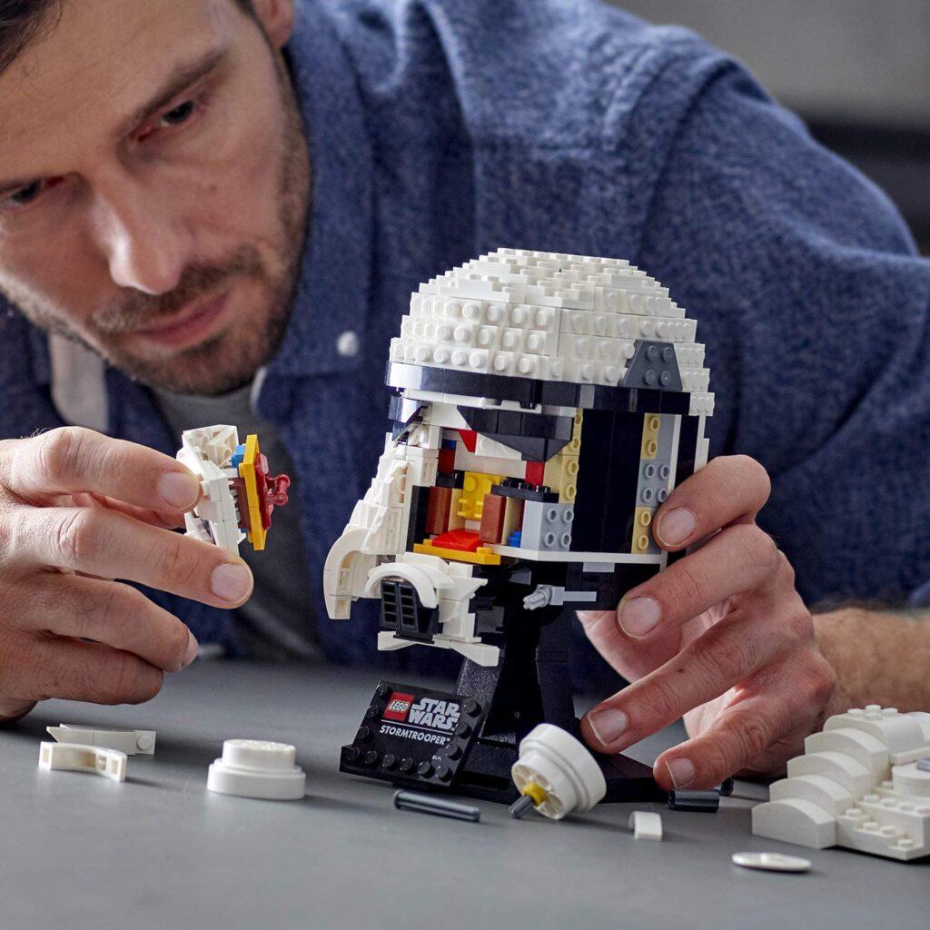 Coleccionismo LEGO Star Wars para adultos