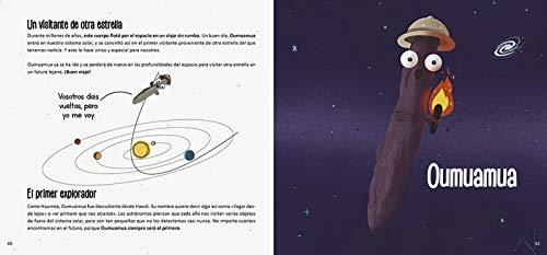 Como enseñar la actualidad del espacio a los niños