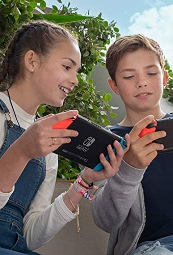 Consola portátil para niños Nintendo Switch