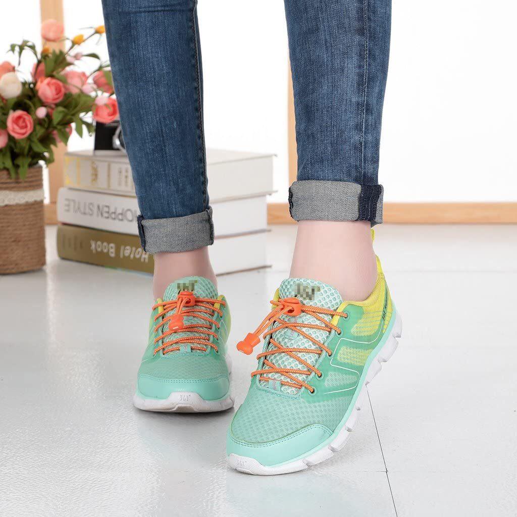Cordones elásticos para zapatillas de niñas