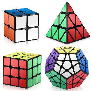 Cubos de Rubik para niños y adultos