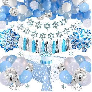 Decoración fiesta cumpleaños Frozen