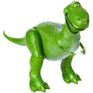Dinosario Toy Story Rex, figura de 18 cm. de la saga de películas