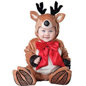 Disfraces de navidad para bebés, niños y adultos
