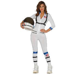 Disfraz de astronauta para mujer