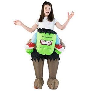 Disfraz hinchable Frankestein para niños