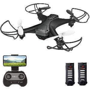 Dron para niños con cámara y despegue automático