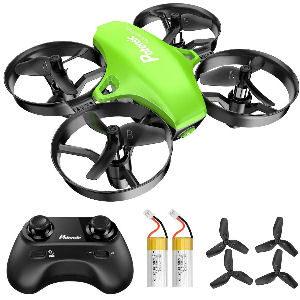Dron quadricóptero para niños con función sin cabeza