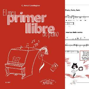 El meu primer llibre de piano en catalán
