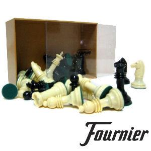 Estuche de fichas de ajedrez Fournier