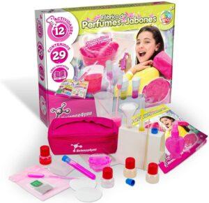Fábrica de perfumes y jabones para niños