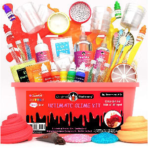 Fabrica tu propio slime para niños, crea tu slime de espuma