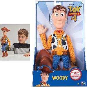 Figura de Woody Toy Story suave de 40 cm.