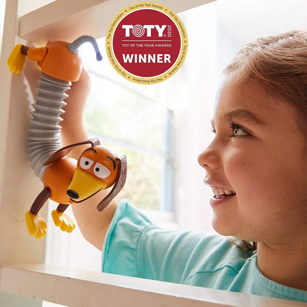 Figura perrito muelle de Toy Story