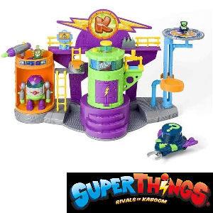 Figuras y vehículos de SuperThings Rivals of Kazoom