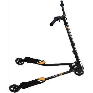 Fliker bipatinete de 3 ruedas para niños, para niños de 7 a 14 años