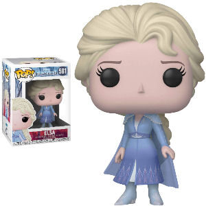 Funko Pop Elsa Frozen 2
