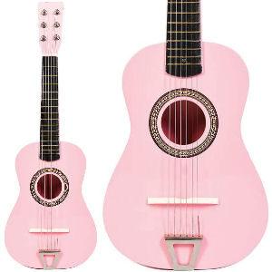 Guitarra para niños principiantes, con 6 cuerdas, para niños y niñas de 3 a 8 años