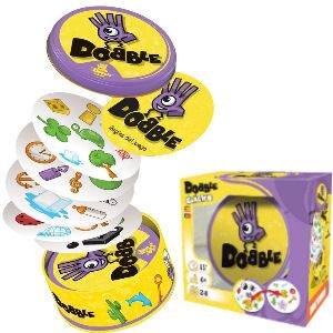Juego Dobble para niños, juego de velocidad y reflejos