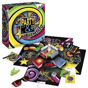 Juego Party & Co Extreme para niños