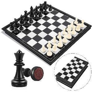 Juego de ajedrez magnético para niños