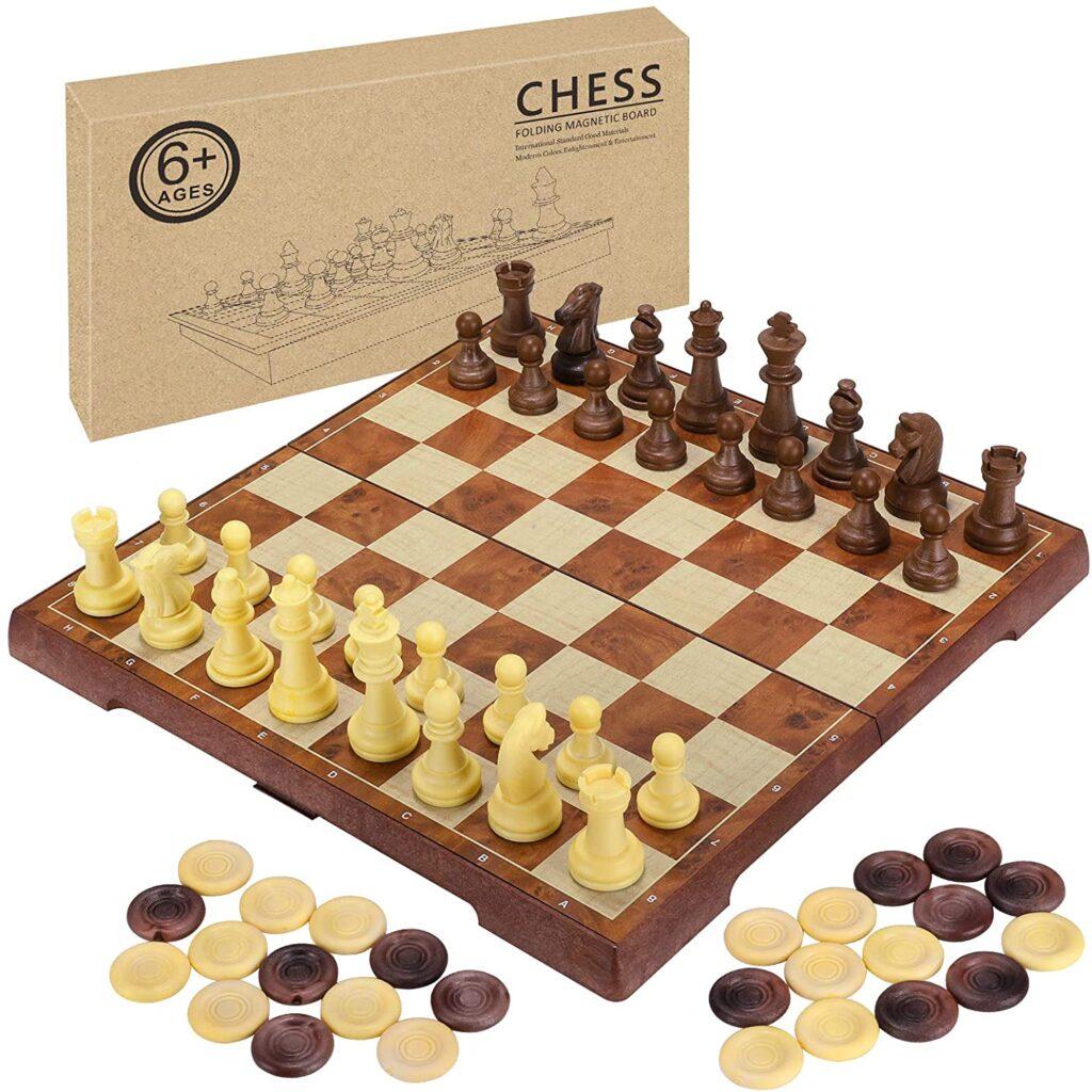 Cómo se colocan las fichas de ajedrez