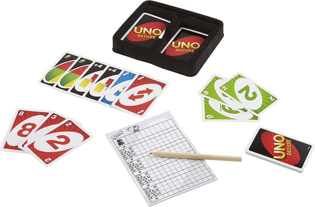 Juego de cartas para niños