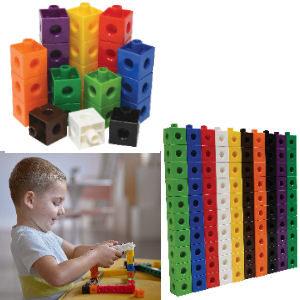 Juego de construcciones para niños