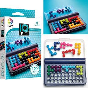 Juego de ingenio para resolver hasta 120 retos, para niños a partir de 6 años