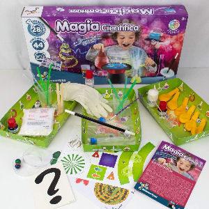 Juego de magía científica para niños a partir de 8 años, haz trucos y efectos de ciencia para niños