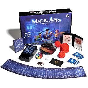 Juego de magia con trucos de magia para niños
