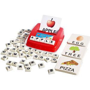 Juego para aprender inglés, juego educativo para aprender palabras en inglés