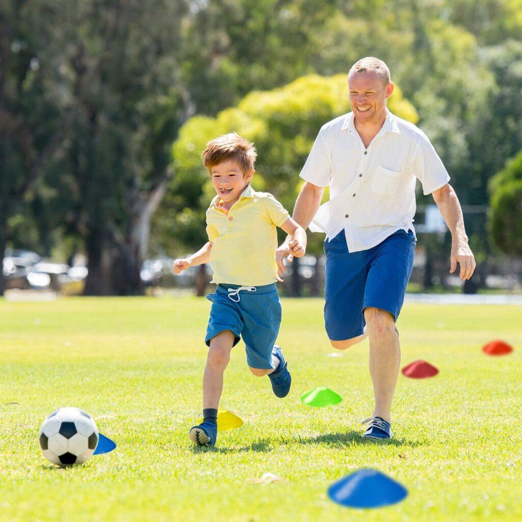 Juegos al aire libre para padres e hijos