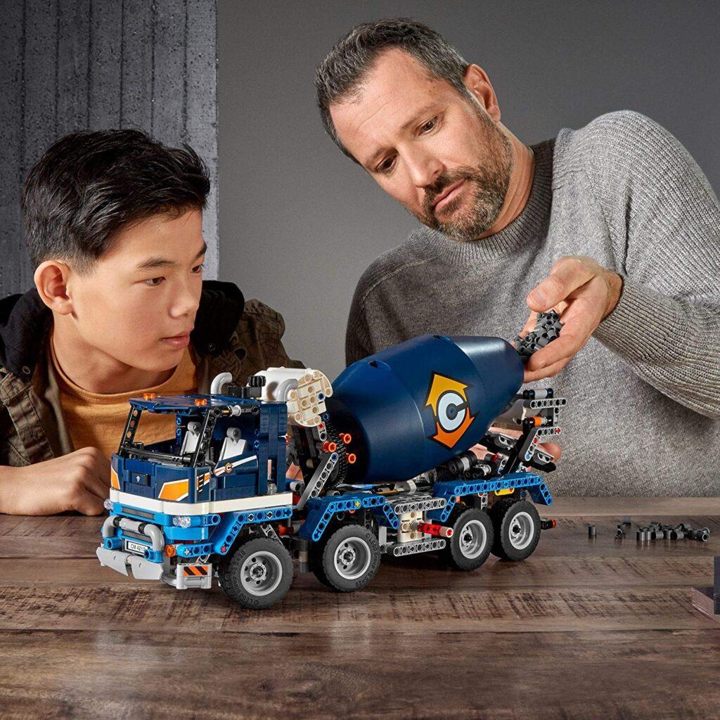 Juegos de LEGO para padres e hijos